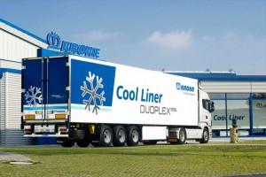 KRONE Cool Liner Duoplex Steel изотермический фургон
