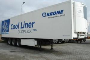 KRONE Cool Liner Duoplex Steel рефрижераторный полуприцеп